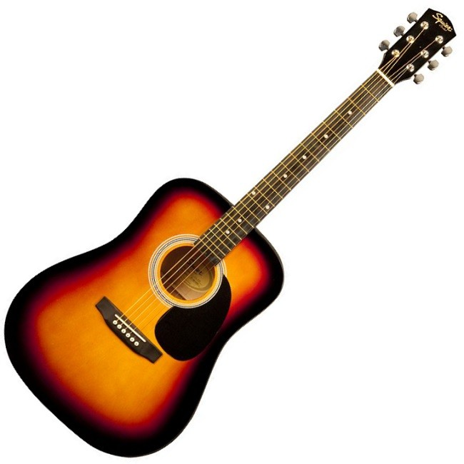 Fender Squier SA-105 Sunburst