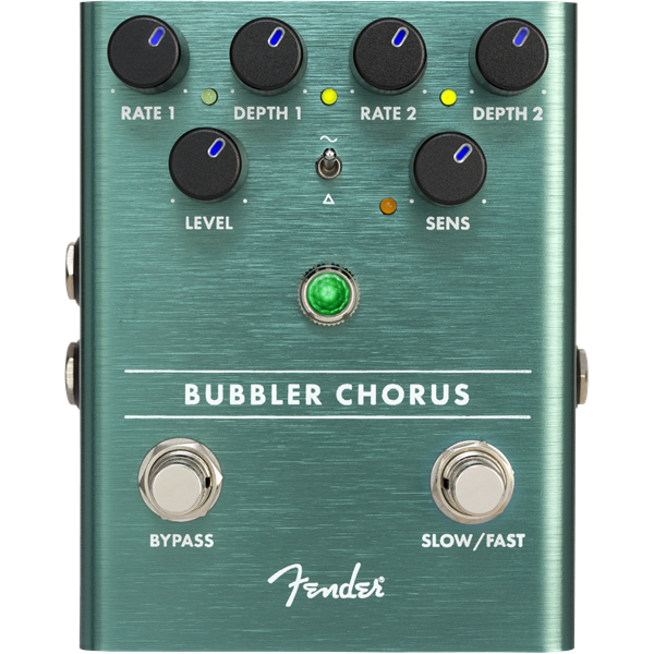 Fender Bubbler Analog Chorus Pedal