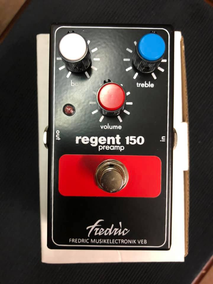 Fredric Effects Regent Preamp