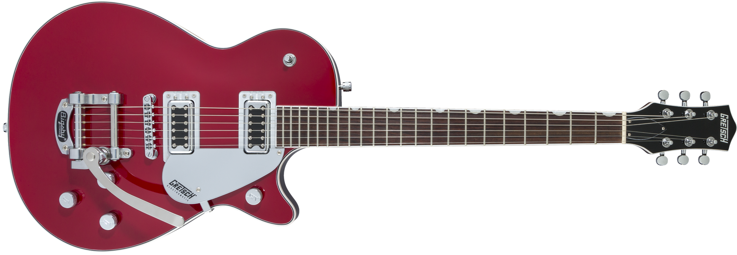 Gretsch G5230T Electromatic Jet FT SC w/Bigsby - Firebird Red