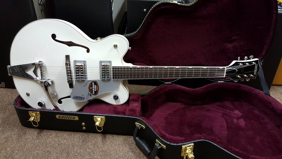 Gretsch White Panther