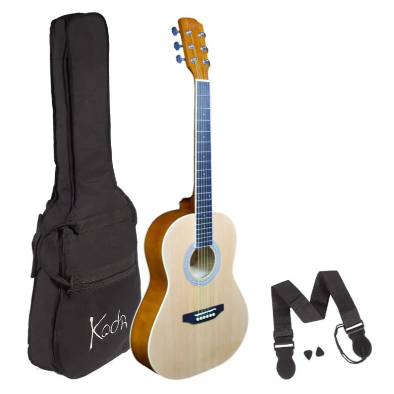 Koda 3/4 Size Acoustic Guitar Pack